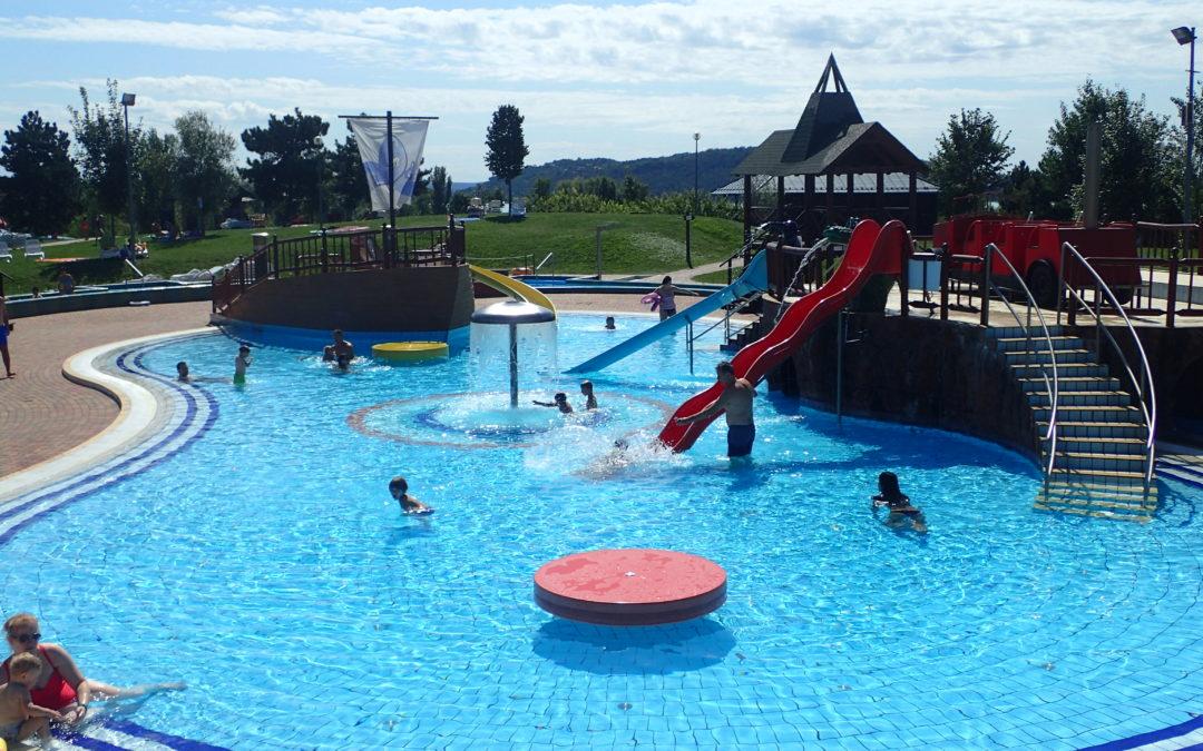 Aquapark Balatonfured Annagora Węgry
