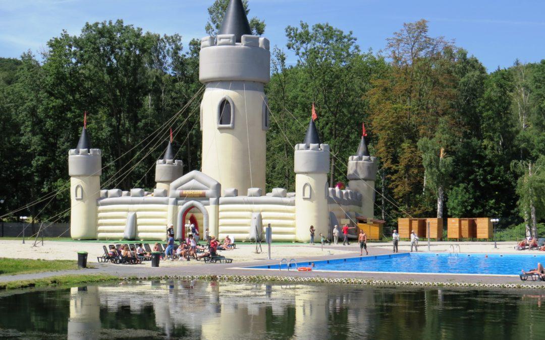 Park Rozrywki Zaginione Miasto Rosenau