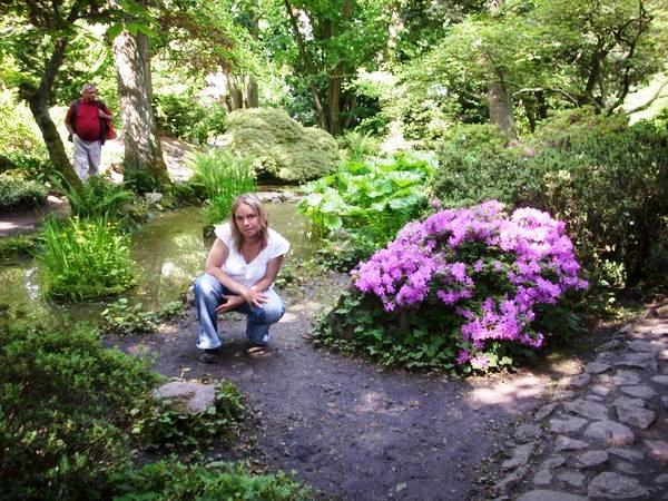 Ogród dendrologiczny-Przelewice