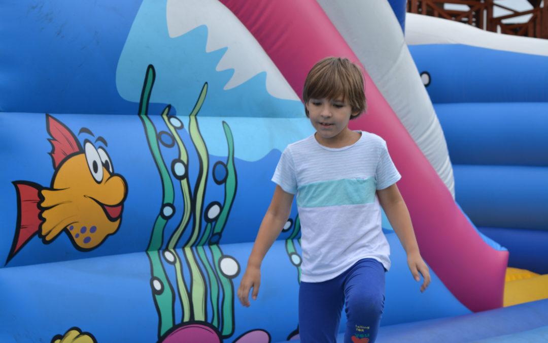 Kompleks Świętokrzyska Polana – miejsce przyjazne dzieciom