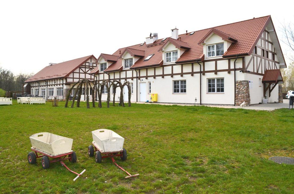 Wierzbowe Ranczo Budy Michałowskie pod Warszawą