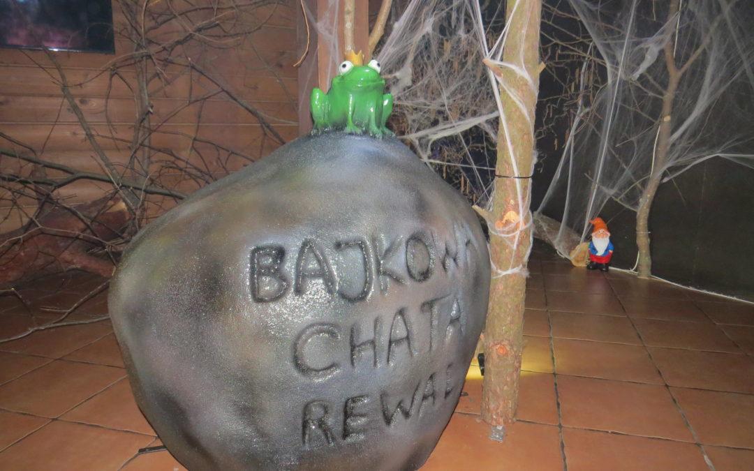 Bajkowa Chata w Rewalu