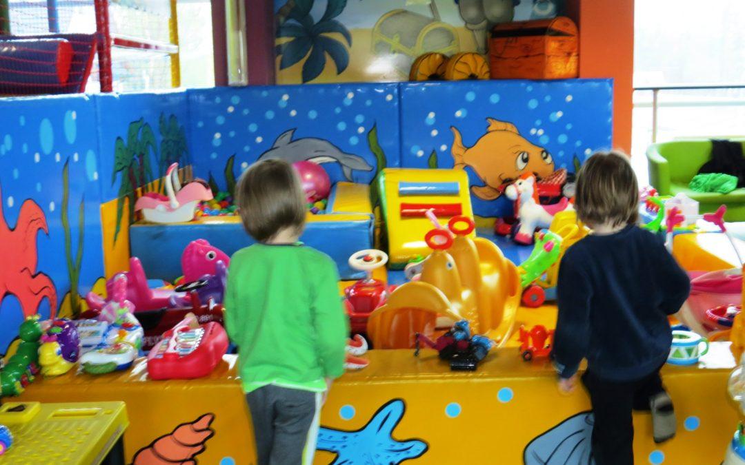 Sala zabaw dla dzieci w Zakopanem- Małpi gaj
