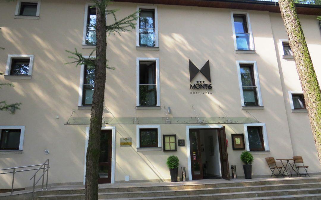 Hotel Montis Poniatowa