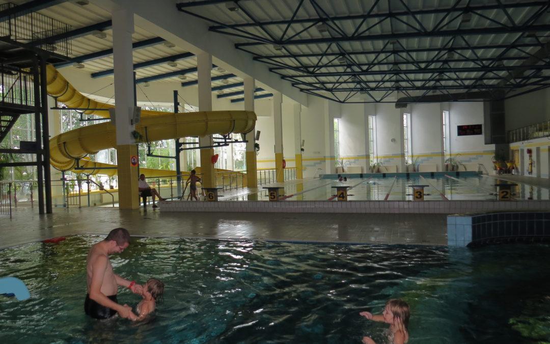 Basen Choszczno – Pływalnia Kryta Wodny Raj
