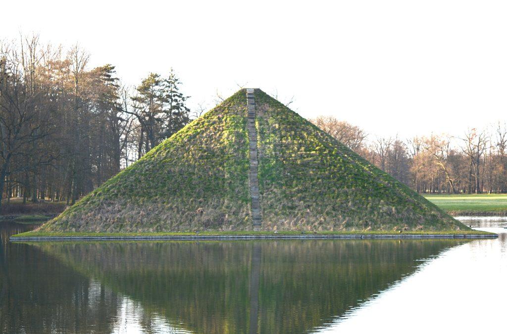 Park krajobrazowy w Branitz/Cottbus.