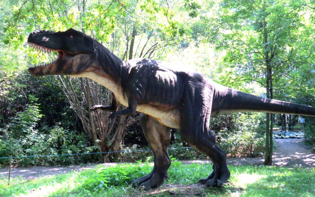 DinoPark Ustroń – park ruchomych dinozaurów