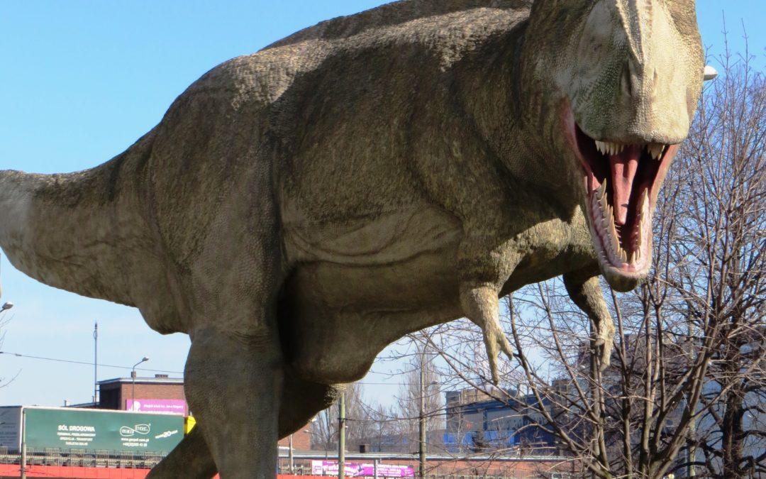 Dinozaury w Sosnowcu – Muzeum Wydziału Nauk o Ziemi UŚ