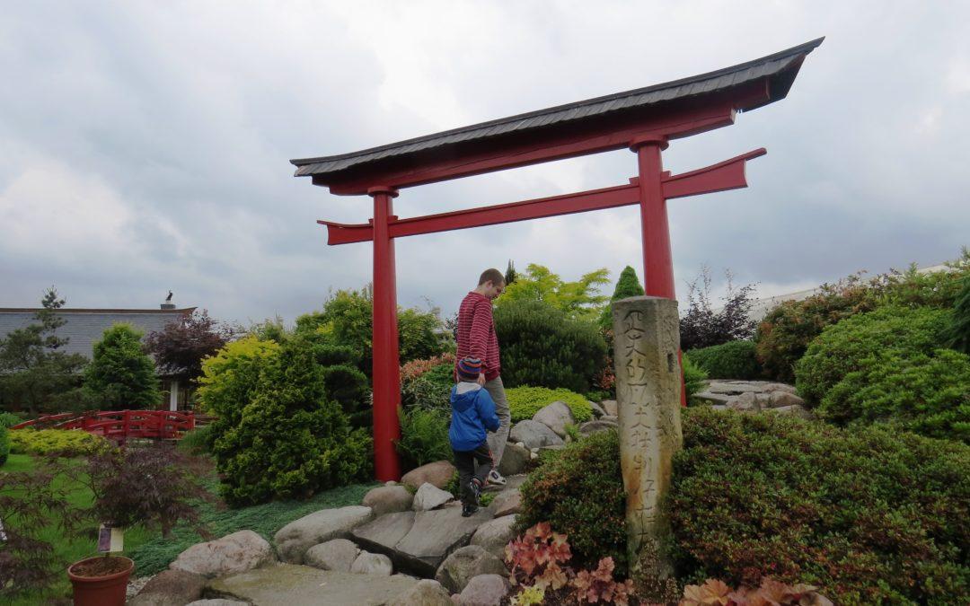 Ogród Japoński Pisarzowice