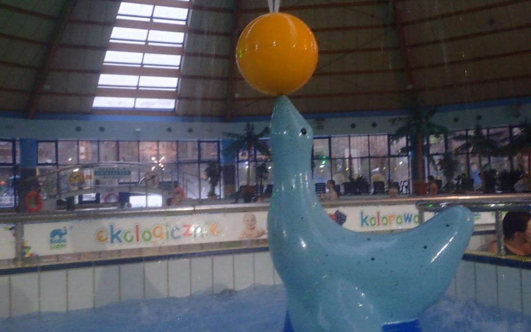 Basen Dąbrowa Górnicza- Aquapark Nemo Wodny Świat