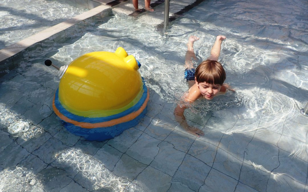 Aquadrom Ruda Śląska – basen dla dzieci