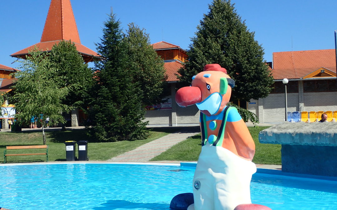 Zalaegerszeg AquaCity Waterslide and Adventure Park Węgry